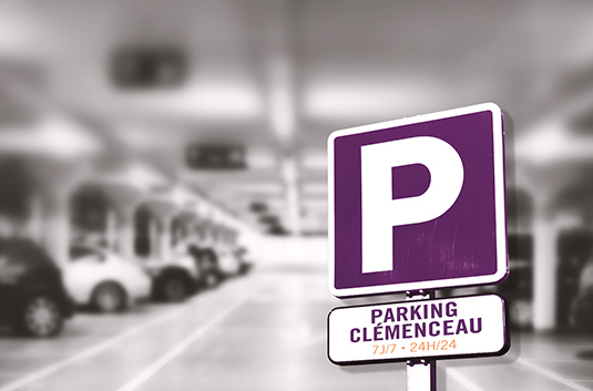 Parking Clémenceau
